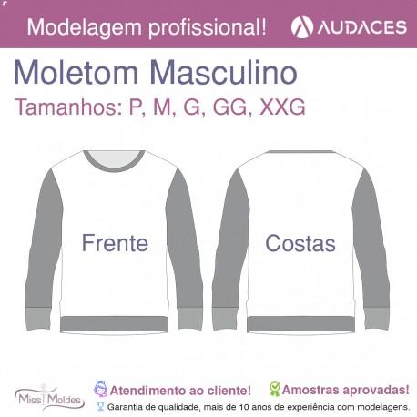 Moletom Masculino (PDF)