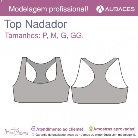 Top Fitness Nadador (PDF)